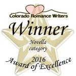 2016 AOE winner - Novella