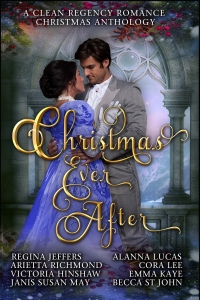 Christmas Ever After front cover